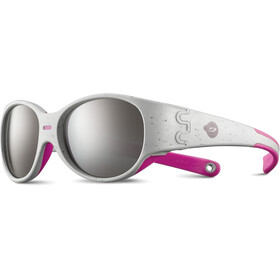 Julbo Domino Spectron 3+ Sunglasses Kids Light Gray Glitter/Pink